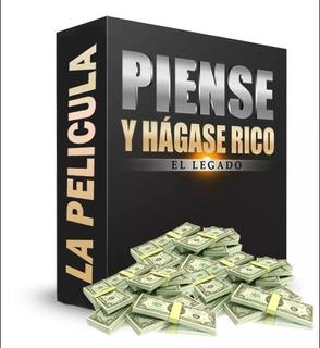 Piense Y Hagase Rico - Pelicula Hd - Español Latino