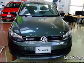 Plan Nacional Saveiro Cabina Simple Vw 0km 2017