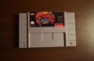 Super Metroid Supernintendo Snes Cgames