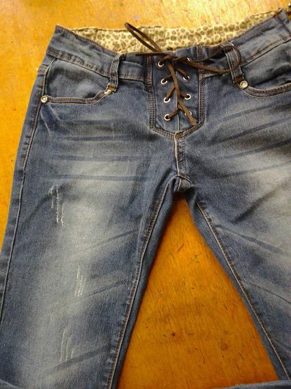 Jeans De Dama Pantalón Talla 26 En 350.000 Bs.