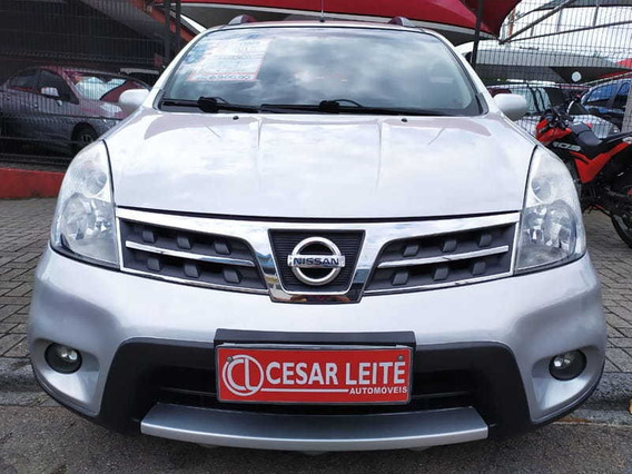 Nissan Livina Sl X-gear 1.6 16v Flex 4p