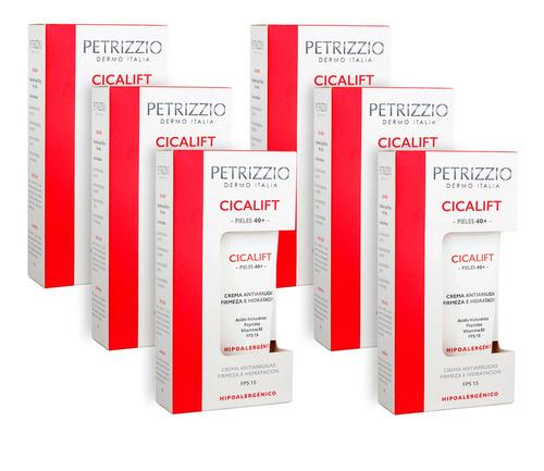 Crema Gel Cicalift Petrizzio Pack 6