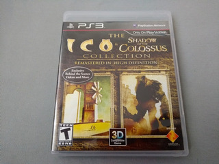 The Ico Y Shadow Of The Colossus Collection Original