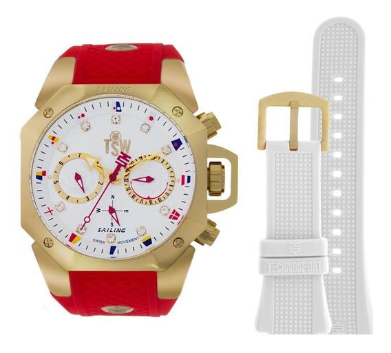 Reloj Technosport Ts-100-ls2 Mujer Envio Gratis