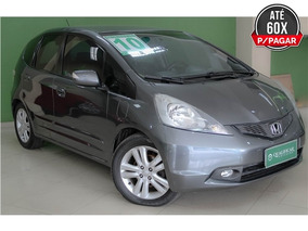Honda Fit 1.5 Exl 16v Flex 4p Manual