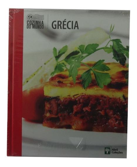 Livro De Receitas Típicas Gregas