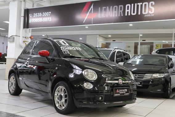 Fiat 500 Sport 1.4 16v Dualogic Gasolina