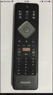 Control Remoto Qwerty Smart Tv Philips ¡¡¡original!!!