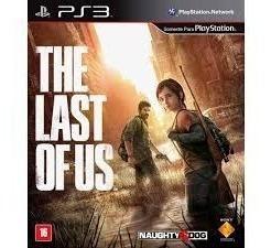 The Last Of Us Ps3 Midia Digital