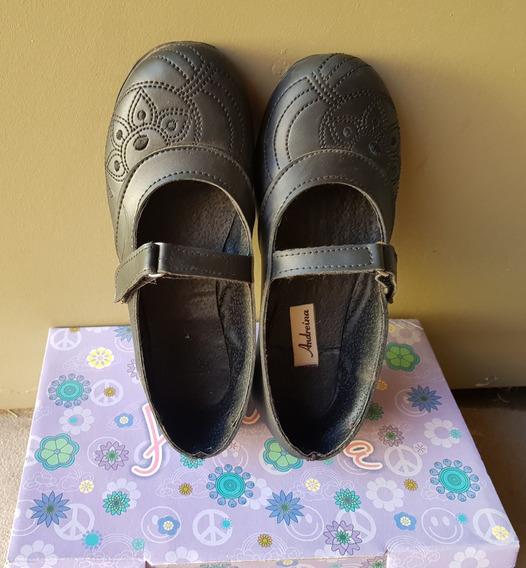 Zapato Colegial Talle 32