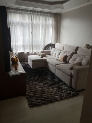 Lindo Apartamento 55m² Com 1 Dorm - Tatuapé - Sp