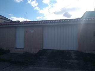 Casa Em Pontezinha, Cabo De Santo Agostinho/pe De 140m² 3 Quartos Para Locação R$ 900,00/mes - Ca252085