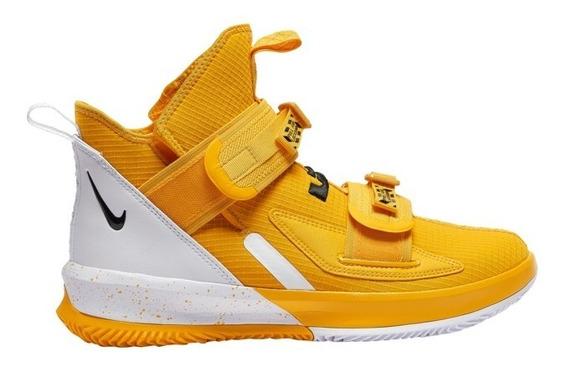 Nike Lebron Soldier 13 Sfg Ar4228-001 Importación Mariscal