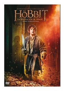 El Hobbit - La Desolacion De Smaug - Dvd Original Y Nuevo