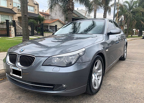Bmw Serie 5 3.0 530ia Executive Stept 2009