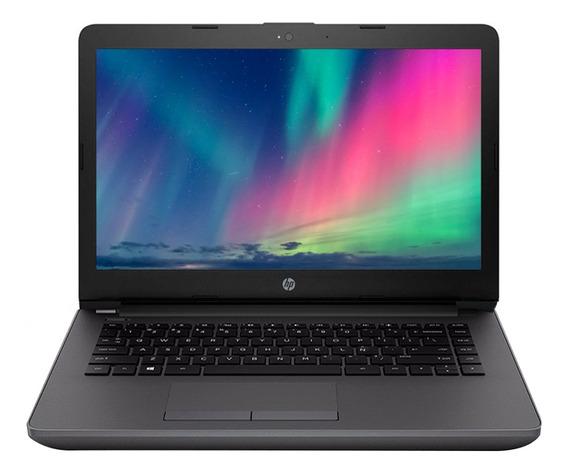 Notebook Intel Dual Core 4gb 500gb Hp 14 Pulgadas Hdmi Wifi