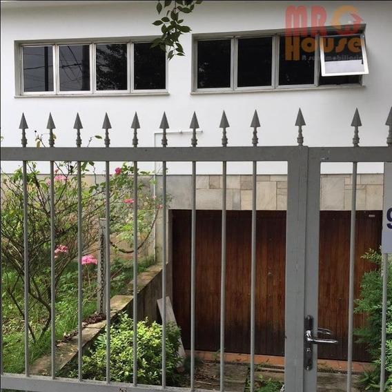 Sobrado Residencial Para Venda E Locação, Jardim Da Glória, São Paulo. - So0021