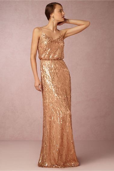 Espectacular Vestido Importado