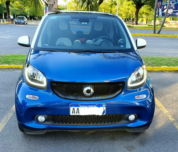 Smart Fortwo 1.0 Passion 2016 Manual