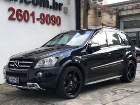 Mercedes-benz Ml 63 Amg 6.2 V8 32v Gasolina 4p Automático
