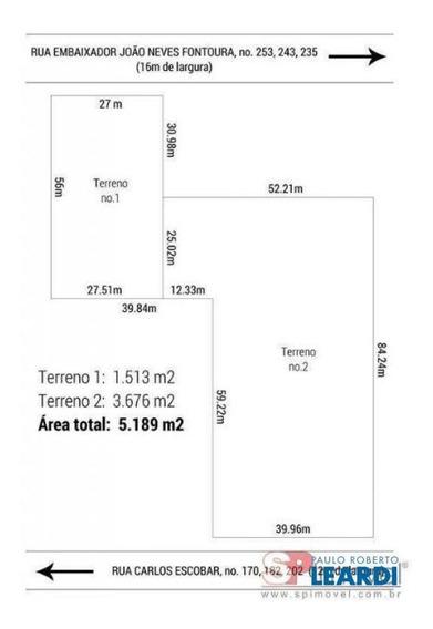 Terreno - Santana - Sp - 560284