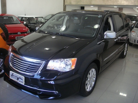 Chrysler Town & Country Limited 2014 Top De Linha!!!