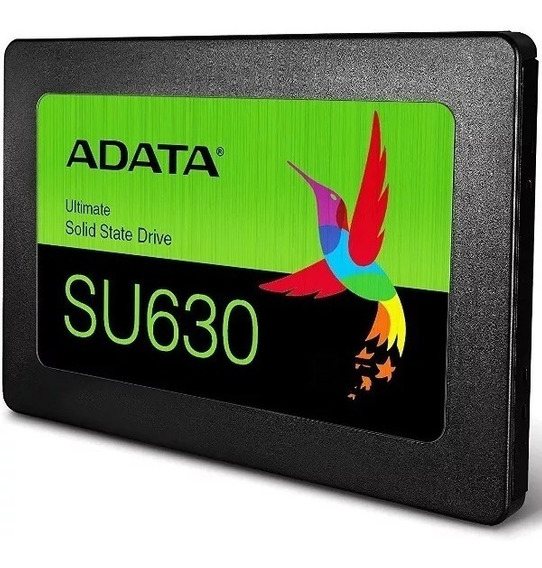 Ssd A-data Sata Su630 Qlc 240gb - Asu630ss-240gq-r