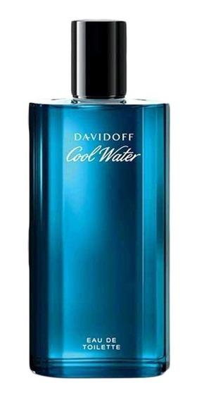 Perfume Davidoff Cool Water 125ml Masculino Original