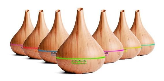Humificador Difusor De Aroma Aromaterapia Humidificador 0.4l