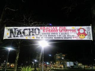 Pasacalles El Rayo Zona Capital ( Colocado )