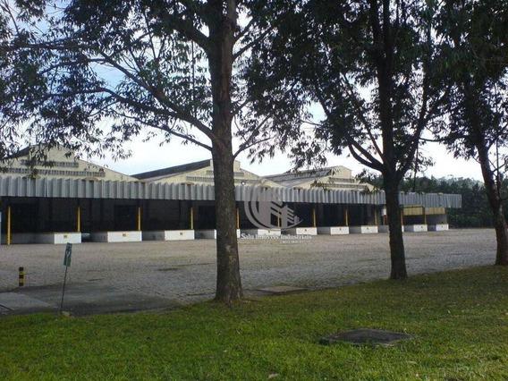 Galpão 19.000 M² Com Doca Para Locação Em Rio Abaixo - Itaquaquecetuba/sp - Ga0253 - Ga0253