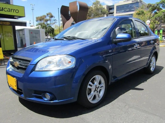 Chevrolet Aveo Emotion At 1600
