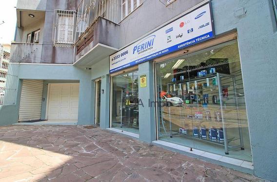 Loja Comercial À Venda, Petrópolis, Porto Alegre. - Lo0059