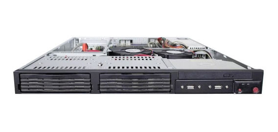 Servidor Supermicro X8sil Xeon X3450 2.41ghz 8gb Hd 1tb