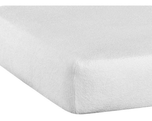 Protector Colchón Blanco Soft Sencillo