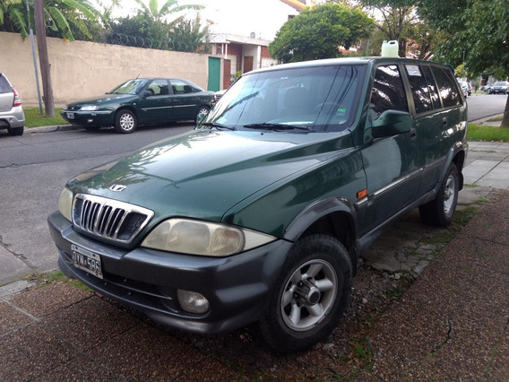 Ssangyong, Musso 2002 2.9 Td Abs