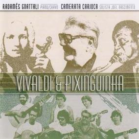 Radamés Gnattali & Cam. Carioca - Vivaldi & Pixinguinha - Cd