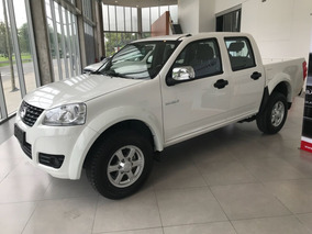 Great Wall Wingle 5 2.0 Tdi Dc 4wd Std U$s 20.650 Jv