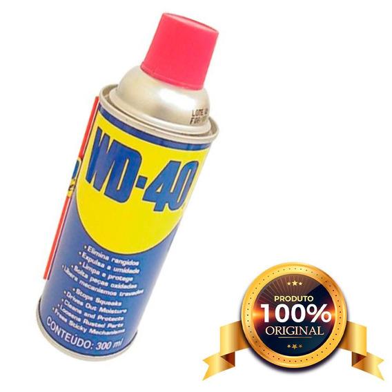 Desengripante Spray Expulsa Tira Umidade Limpa Protege Bom