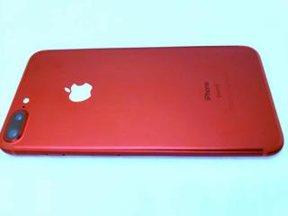 iPhone 7plus 128gb Vermelho