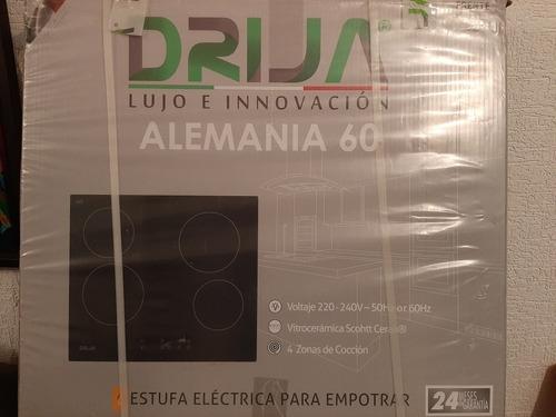 Tope De Cocina Eléctrica Marca Drija