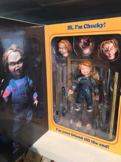 Chucky Neca