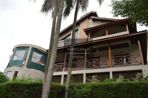 Imagem 1 de 30 de Casa Com 3 Dormitórios À Venda, 270 M² Por R$ 1.200.000 - Clube Da Montanha - Atibaia/sp - Ca0350