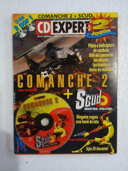 Revista Cd Expert Nº 18 - Comanche 2 E Scud