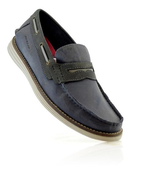 Mocasin Dunlop Cuero 2613-10 Elis Calzados