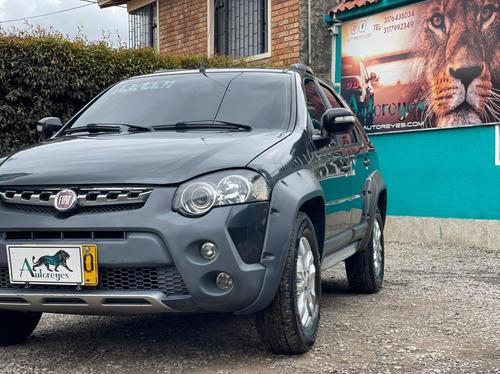 Fiat Palio Adventure Mt 1.6 2013