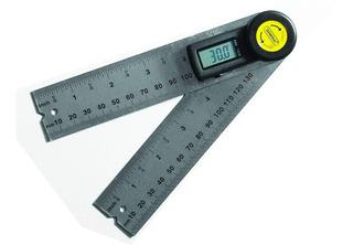 Medidor Buscador De Ángulos Digital 12.7cm 360 Grados Transportador