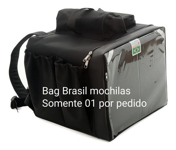 Mochilas Para Pizzarias E Deliverys Geral Bag Brasil Mochila