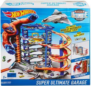 Hotwheels Súper Ultimate Garage Nuevo Sellado