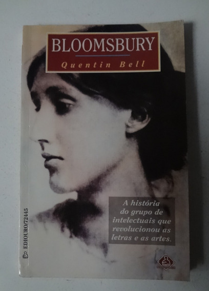 Livro Bloomsbury Quentin Bell